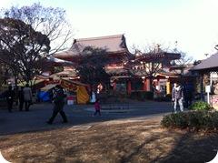 千葉神社 Chiba Shrine