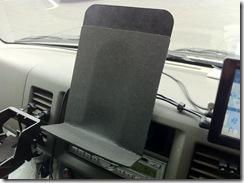iPad スタンド 車載