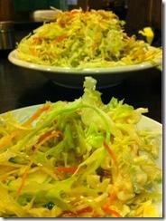 ダイエット生野菜サラダ大盛