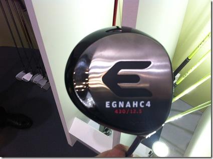 EGNAHC 4(エグナック4)ジャパンゴルフフェア