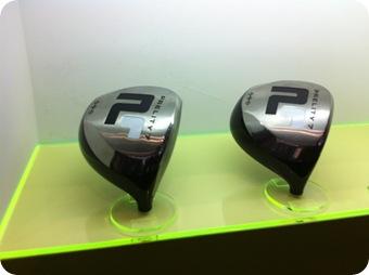 コンセプト SYB PRELITY7(プレリティー7)ジャパンゴルフフェア
