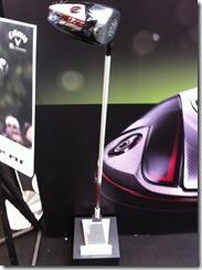 RAZR FITドライバー ジャパンゴルフフェア2012