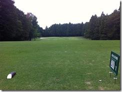 水戸ゴルフクラブ南コース8番ショート